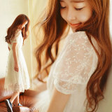 Purchase Fresh Short Sleeve Sheath Midi Dress Dress