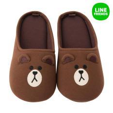 Indoor Slipper L Brown 29Cm Shopping