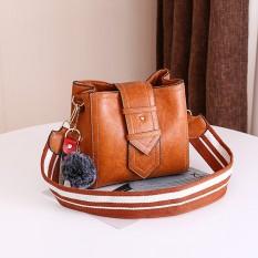 Ins Fashion G*Rl S Super Fire Bag Shoulder Strap Bag Yellowish Brown Color Shopping