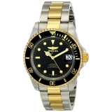 Top Rated Invicta Pro Diver Men S Gold Silver Stainless Steel Strap Watch 8927Ob Export