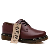 Recent Ishoes Fashion Shoes For Men And Women Unisex Lace Up Genuine Leather Shoes Intl