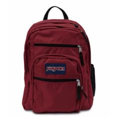 Latest Jansport Big Student Backpack Viking Red