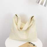 Wholesale Women S Simple Shopping Bag Beige