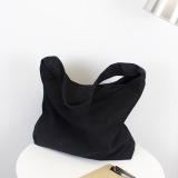 Sale Women S Simple Shopping Bag Black Oem On China