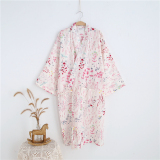 Sale Summer Japanese Style Gauze Women S Home Services Women S Nightgowns Sleepshirts Other