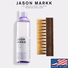Discount Jason Markk 8Oz Premium Shoe Cleaner Premium Brush Bundle Set Jason Markk Singapore