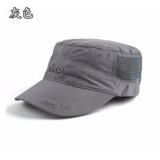 Jeep Hats for Men and Women Baseball Cap Outdoor sunshade sports JEEP quick  dry hat - 54dbd6c9ab