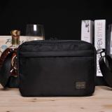 Low Price Ji Tian New Waterproof Nylon Ladies Bag Casual Men Shoulder Bag Black Large Black Large