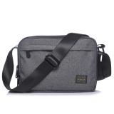 Discount Ji Tian New Waterproof Nylon Ladies Bag Casual Men Shoulder Bag Gray Small Gray Small Oem On China