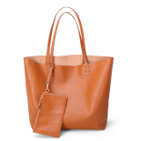 Coupon European And American Cowhide Grain Bulk Bags Women S Bag