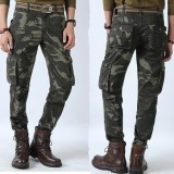 Discount 【Jimzivi】High Quality Mens Cargo Pants Casual Trousers Loose Overalls Army Trousers Intl Jimzivi On Hong Kong Sar China