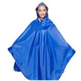 Best Jingle Fashion Eva Oxford Cloth Environment Raincoat For Man Woman Lady Outdoor Rainwear Rain Coat Waterproof Poncho Transparent Intl