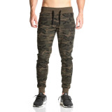 Buy Muscle Brother Autumn Men Sports Jian Shen Ku Thread Camouflage Thread Camouflage Cheap China