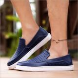 Compare Joy Korea Korean Fashion Men Waterproof Breathable Sandals Light Blue Intl