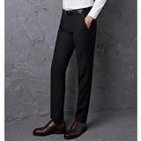 Discount Joy Korea Korean Fashion Men S Slim Business Suit Pants Office Black Intl Oem