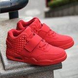 Cheaper Joy Shock Absorbing Air Cushion Basketball Shoes Red Intl
