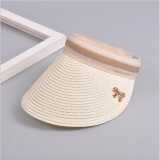 Discount Joy Korea Korean Fashion The Butterfly Knot Sun Hat White Intl Oem On China