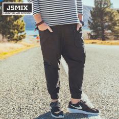 Where Can I Buy Jsmix Plus Size Xl 7Xl Big Large Size Elastic Ankle Length Joggers Intl