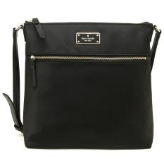 Best Price Kate Spade Blake Avenue Keisha Crossbody Bag Handbag Black Wkru3618