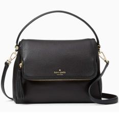 Cheaper Kate Spade Chester Street Miri Handbag Black Wkru4076
