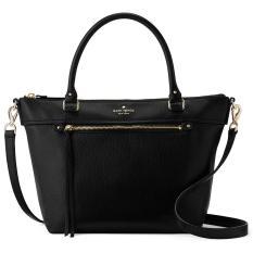 Discount Kate Spade Cobble Hill Small Gina Crossbody Bag Handbag Black Pxru6016 Kate Spade