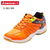 Purchase Kawasaki Unisex Breathable Lightweight Wearproof Sports Shoes K 061 Orange K 061 Orange Online