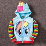 Keaiyouhuo Baby Girls Jacket Winter Jacket For Girls Outerwear Coat Autumn Spring Kids Infant Girls Coat Children Clothes Intl Price