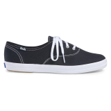 Price Compare Keds Champion Black Canvas