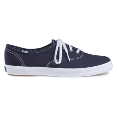 Cheapest Keds Champion Navy Canvas Online