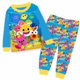 Cheap Kid Clothes Baby Shark Pajamas Online