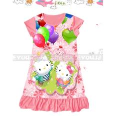 Deals For Kid Clothing Baby Shark Pajamas Dress Troll Hello Kitty Sofia Tsum Tsum My Little Pony Pajamas Dress