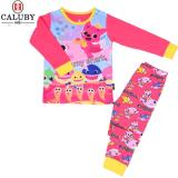 Kids Clothes Baby Shark Pajamas Baby Sharker Doo Doo Sleepwear Reviews