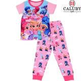 Price Kids Clothing Shimmer And Shine Short Sleeve Pajamas Sleepwear Oem Singapore