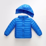 Best Reviews Of Kids Winter White Duck Down Jacket Baby Girls Boys Warm Light Down Coat Children Winter Hooded Coat Outwear Intl