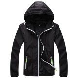 Kisnow Anti Uv Sports Outdoor Korean Unisex Skin Care Light Jackets Windbreakers Color Black Intl Discount Code