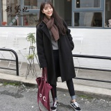 How To Get Korean Classic Winter Jacket Winter Down Winter Coat Plus Size Black Intl