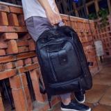 Sale Korean Men S Backpack Leisure Old Sch**l Rucksack Male College Style Middle Student Backpack Bag Travel Bag Laptop Bag Brown Intl China Cheap