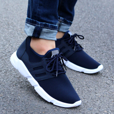 Men British Style Canvas Running Shoes By Taobao Collection.