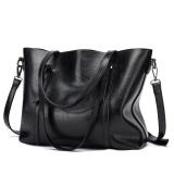 Price Lapulanda Women S Korean Style Shoulder Bag Black Black Online China