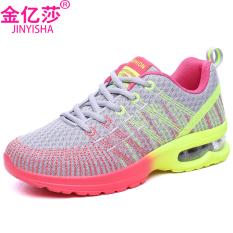 Get Cheap Jinyisha Women S Korean Style Platform Shoes Zjw861 Gray Zjw861 Gray