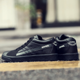 Promo Korean Version Of The Fluorescence Hidden Wedge S Shoes Sneaker Sneakers Black