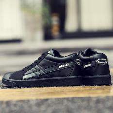 Buy Korean Version Of The Fluorescence Hidden Wedge S Shoes Sneaker Sneakers Black Oem