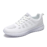 Sale Korean Style Female Spring New Style Tennis Shoes Rubber Shoes Sneakers White Porous On China