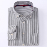Oxford Cloth Spring Long Sleeved Shirt Long Sleeved 10 Promo Code