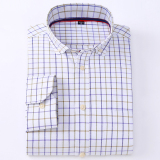 New Oxford Cloth Spring Long Sleeved Shirt Long Sleeved 12