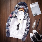 Where To Buy Korean Style Spring And Autumn Slim Fit Baseball Clothes Handsome Jacket Casual Jacket White