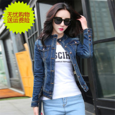 Retail Price Korean Style Cowboy Spring And Autumn New Style Men S Lightweight Jackets