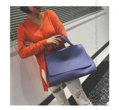 Price Korean Style Starbags Buckle Bucket Shoulder Bag Large Oem Online