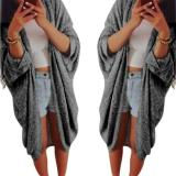 Where Can You Buy Korean Stylish Ladies Women Batwing Sleeve Loose Long Cardigan Sweaters Intl