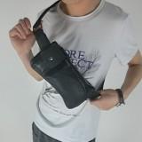 Sale Korean Version Of The 2017 New Chest Pack Men S Bag Fashion Shoulder Bag Messenger Bag Purse Small Shoulder Bag Man Bag Tide Online China